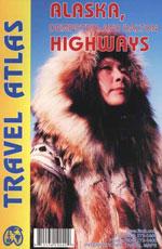 Alaska, Dempster, & Dalton Highways Atlas