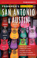 Frommer's Easy Guide to San Antonio & Austin