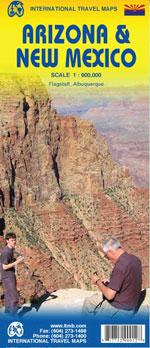 Arizona et Nouveau Mexique - Arizona & New Mexico