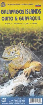 Galapagos Islands - Îles Galapagos
