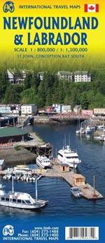 Itmb Newfoundland et Labrador - Terre Neuve & Labrador