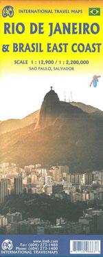 Rio de Janeiro & Brazil East Coast - Rio & Brésil Côte Est