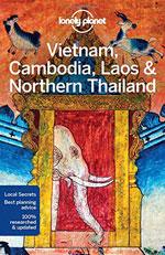 Lonely Planet Vietnam, Cambodia, Laos & North Thailand, 5th
