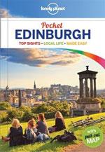 Lonely Planet Pocket Edinburgh, 4th Ed.