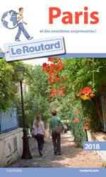 Routard Paris 2018