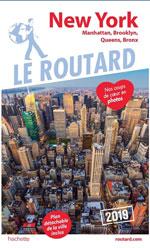 Routard New York : Manhattan, Brooklyn, Queens, Bronx 2019