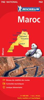 Carte #742 Maroc