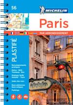 Atlas #56 Paris Par Arrondissement