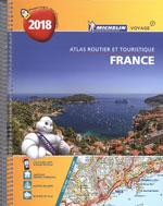 Atlas Routier et Touristique France (Spiralé) 2018