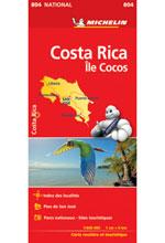 Carte # 804 Costa Rica Ïle Cocos