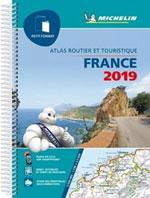 Atlas France Professionnel (Spiralé) 2019