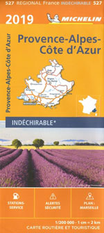 Carte #527 Provence-Alpes-Côte d'Azur - French Riviera 2019