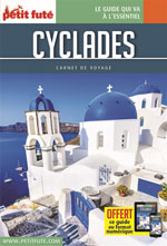 Petit Futé Carnets de Voyage les Cyclades
