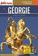 Petit Futé Carnet de Voyage Géorgie