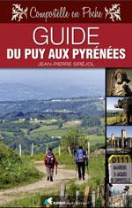 Compostelle en Poche du Puy aux Pyrénées - Via Podiensis
