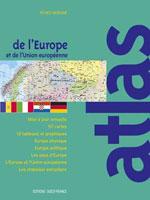Atlas de l'Europe et de l'Union Européenne