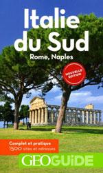 Géoguide Italie du Sud, Rome, Naples