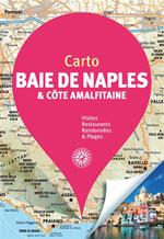 Carto Baie de Naples et Côte Amalfitaine