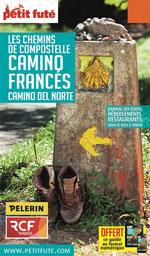 Petit Futé Compostelle : Camino Francés / Chemin Français