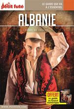 Petit Futé Carnets de Voyage Albanie 2016