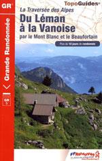 Ffrp Léman à Vanoise Mont Blanc Beaufortain Tour Dents Midi