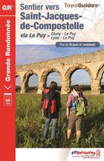 St-Jacques-de-Compostelle : Cluny-le Puy à Lyon-le Puy