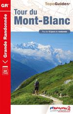 Ffrp Tour Mont Blanc Gr28-Tmb (France, Italie, Suisse)
