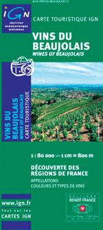 Ign #83110 Vins du Beaujolais