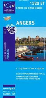 Ign Bleue #1522 et Angers