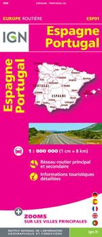 Ign #esp01 Espagne, Portugal - Spain, Portugal
