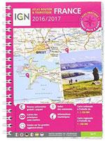 Ign Atlas France Spiralé 2016-2017