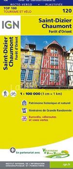 Ign Top 100 #120 St-Dizier, Chaumont