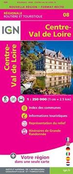 Ign Centre - Val de Loire  R21