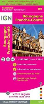 Ign Bourgogne - Franche-Comté  R09