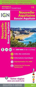 Ign Nouvelle Aquitaine (Bassin d'Aquitaine) R15