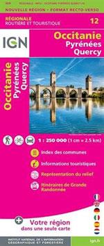 Ign Occitanie (Pyrénées-Quercy)