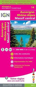 Ign Auvergne-Rhône-Alpes (Massif Central) 14