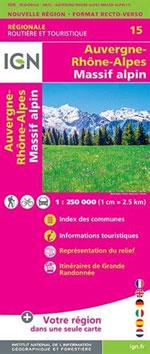 Auvergne-Rhône-Alpes (Massif Alpin) 15