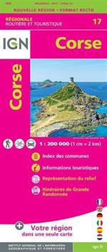 Ign Corse - Corsica R19