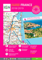 Ign Atlas France Spiralé 2018-2019