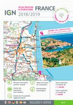 Atlas Routier & Touristique France (Broché) 2018-2019