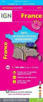 Ign #975 France Xl Recto/verso