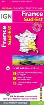 Ign #804 France Sud-Est