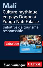 Mali - Culture mythique en pays Dogon à Youga Nah Falaise