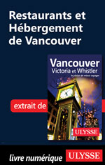 Restaurants et Hébergement de Vancouver