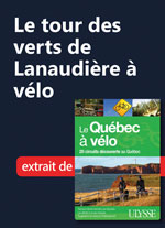 Le tour des verts de Lanaudière à vélo