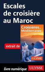 Escales de croisière au Maroc