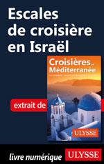 Escales de croisière en Israël