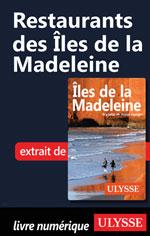 Restaurants des Îles de la Madeleine