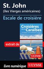 St. John (îles Vierges américaines) - Escale de croisière
